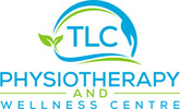 tlc physio therapy and wellness logo image